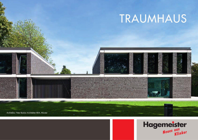 Architekt Emsdetten traumhaus hagemeister gmbh co kg ziegelwerk pdf katalog