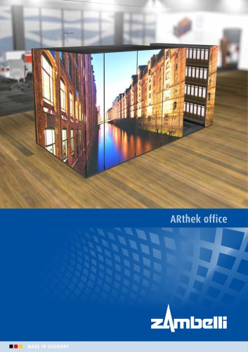 ARthek office - Regalsysteme