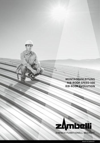 Montageanleitung RIB-ROOF Evolution / Speed 500