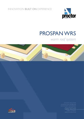ProSpan WRS Brochure