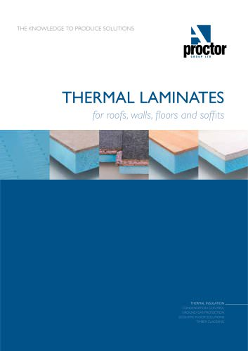 Thermal Laminates Brochure