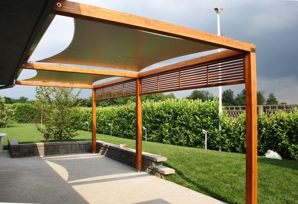 Turbo Angebaute Pergola / Holz - PERGOLAVELA - Proverbio Outdoor Design TX66