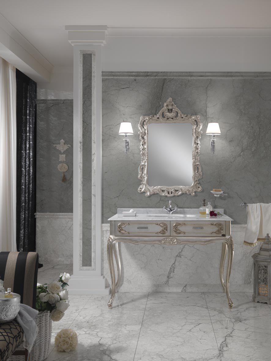Badezimmer Barock