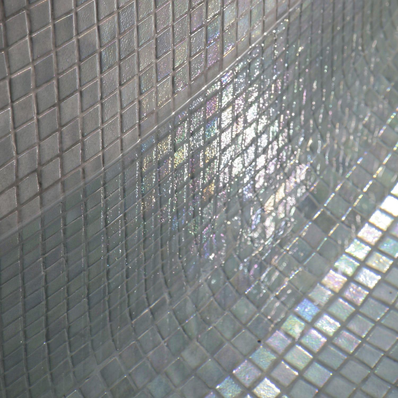 Mosaikfliese für Badezimmer / für Sauna / für Schwimmbecken ...