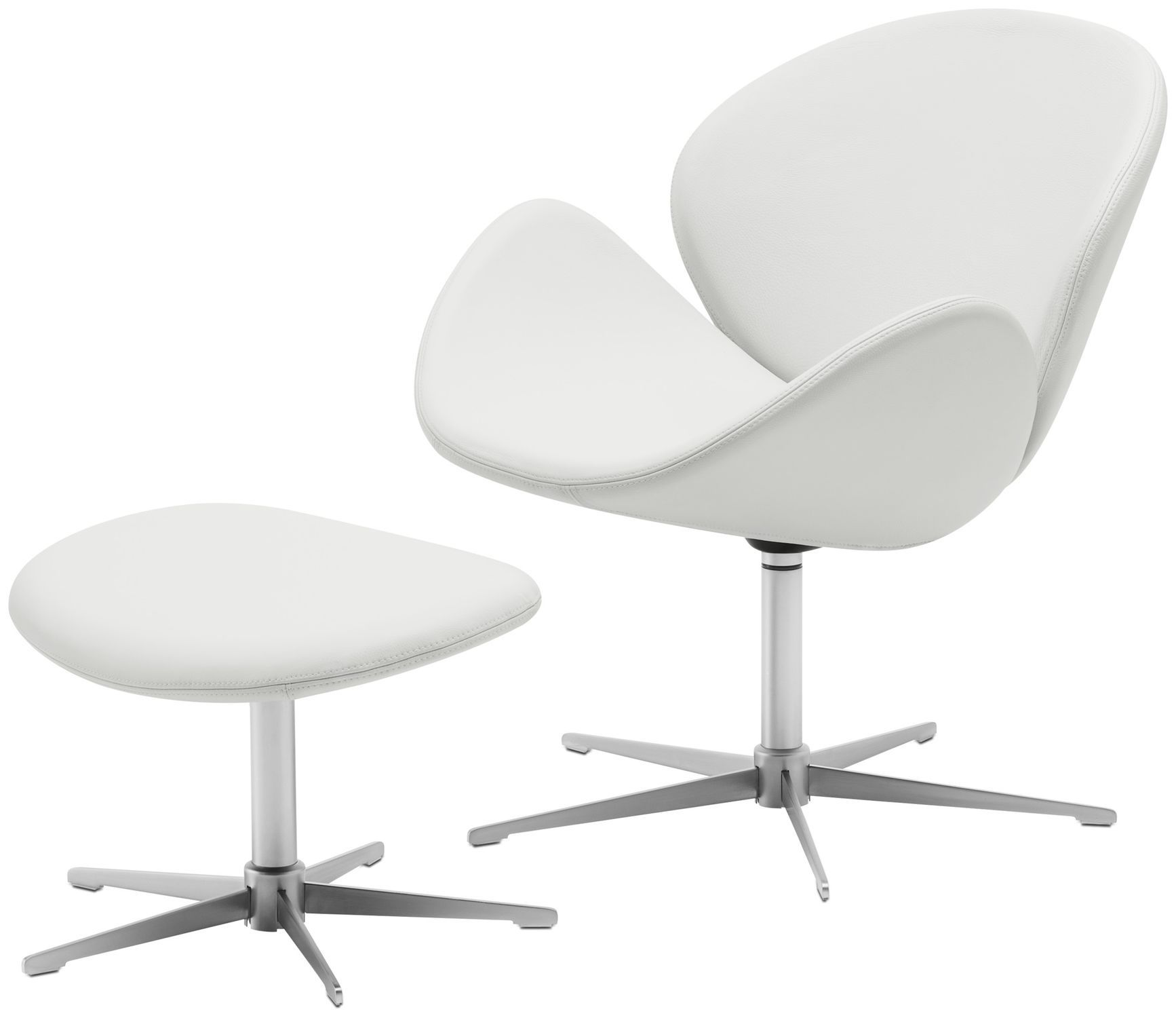 Moderner Sessel   OGI   BoConcept   Leder / Stoff / Stahl