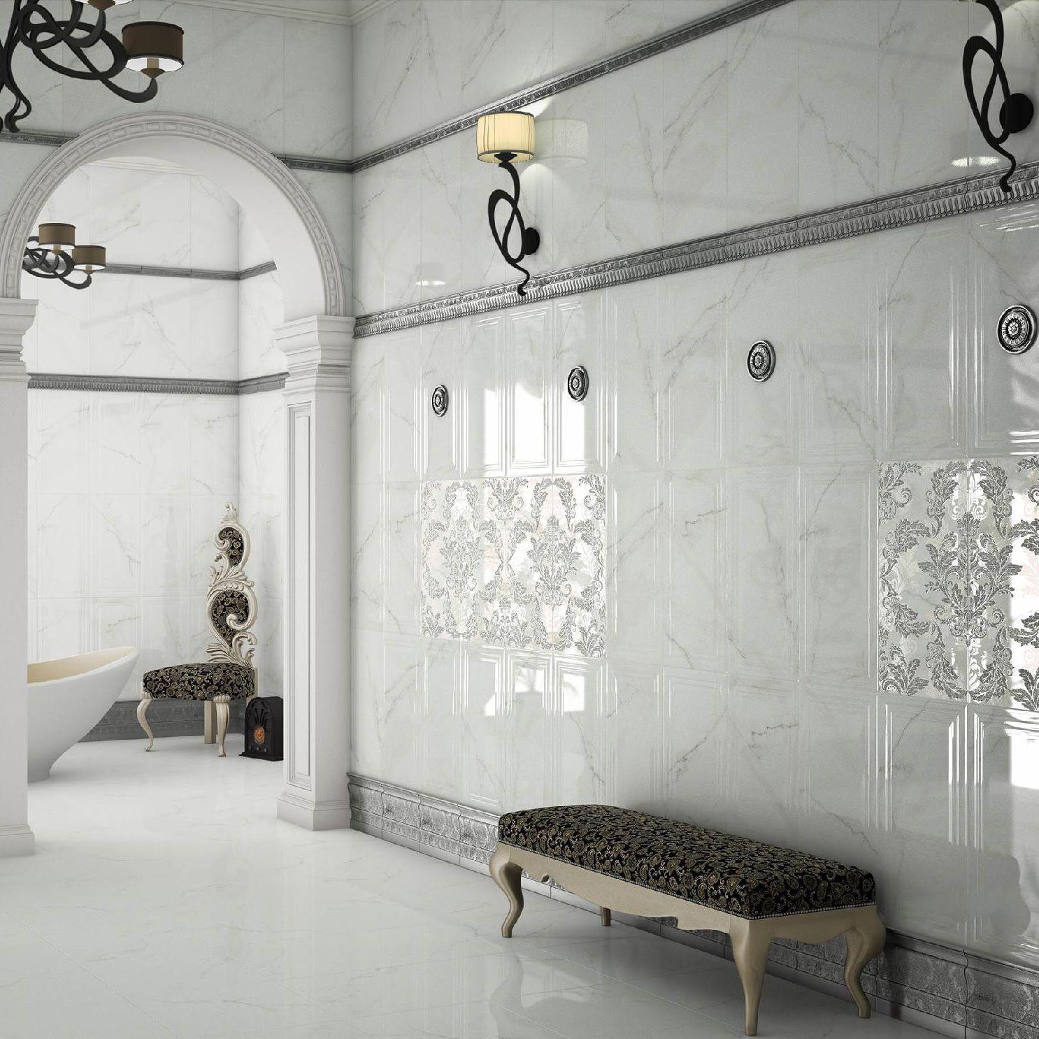 Bekannt Badezimmer-Fliesen / Wand / für Böden / Keramik - CORINTO - SALONI JN81