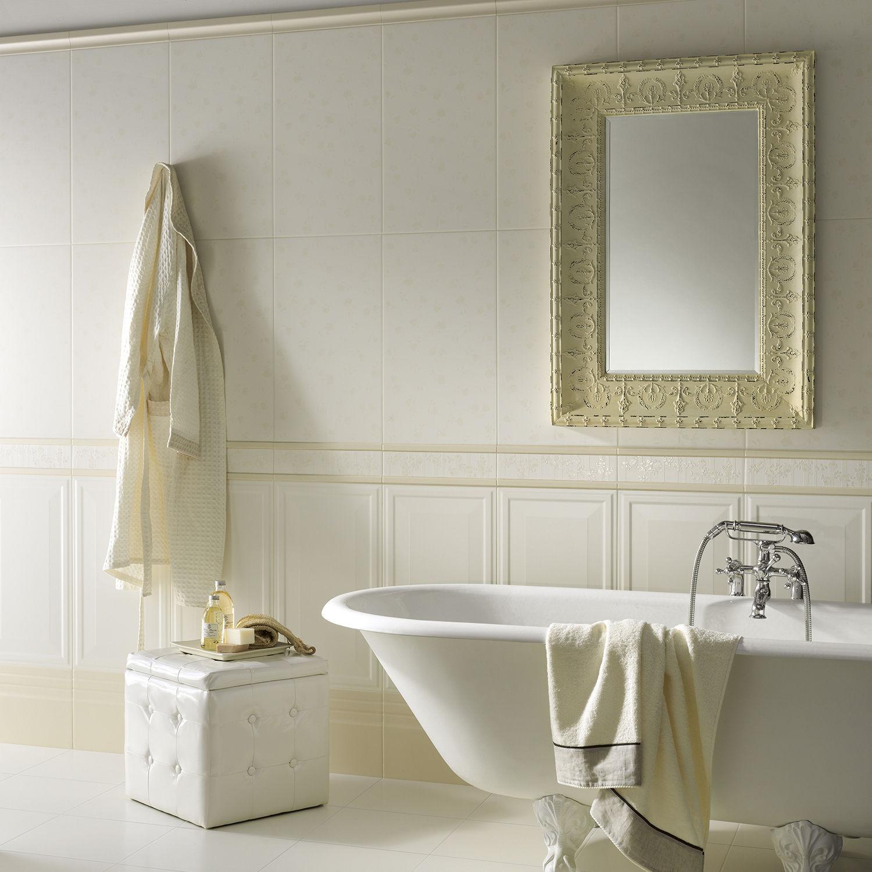 Badezimmer-Fliesen / Wand / Keramik / rechteckig - ENGLAND ...
