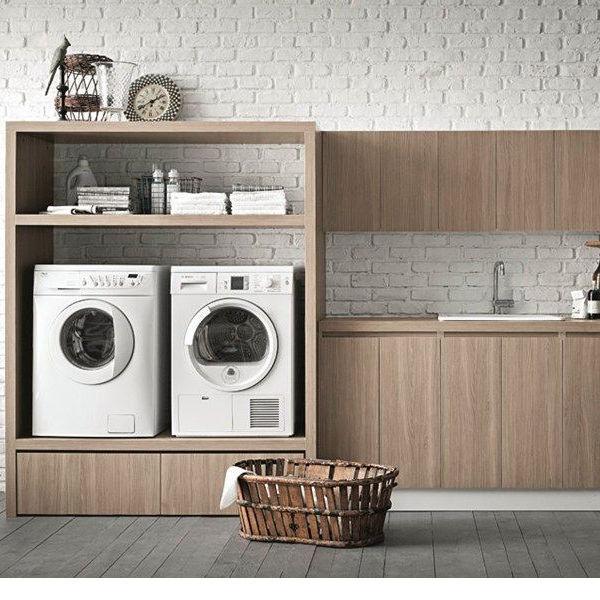 Häufig Waschküche-Möbel - IDROBOX: COMP. 1 - Birex FN22