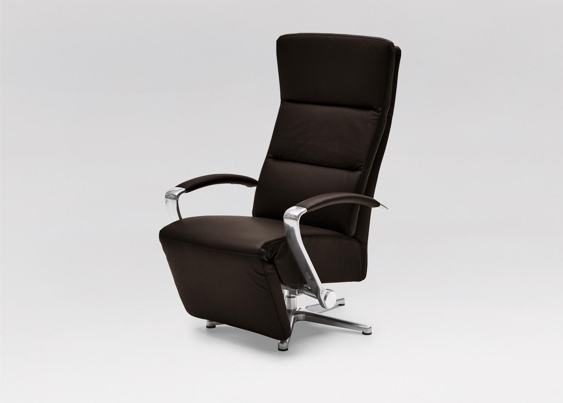 Moderner Sessel Stoff Metall Drehbar Mr 367 Musterring