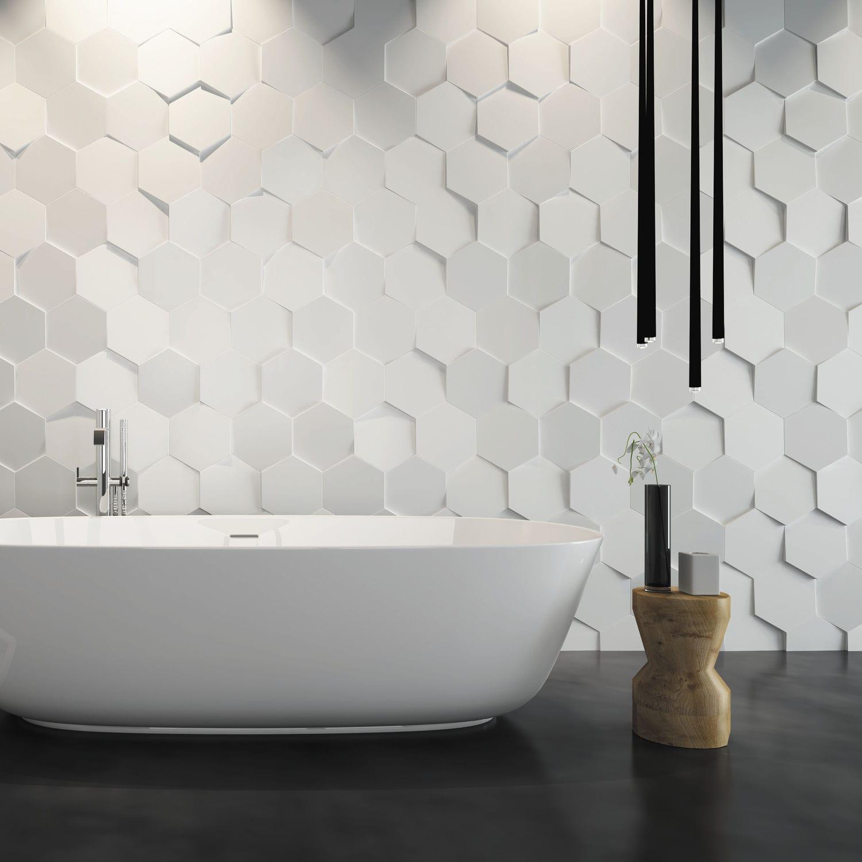 Häufig Badezimmer-Fliesen / Wand / Keramik / Struktur - HEXA - WOW Design EU RQ53