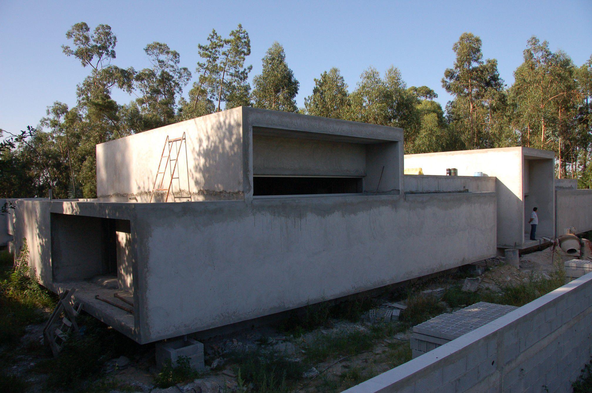 Modulhaus / Fertigbau / modern / Beton - CUBIQUE - IBS ...