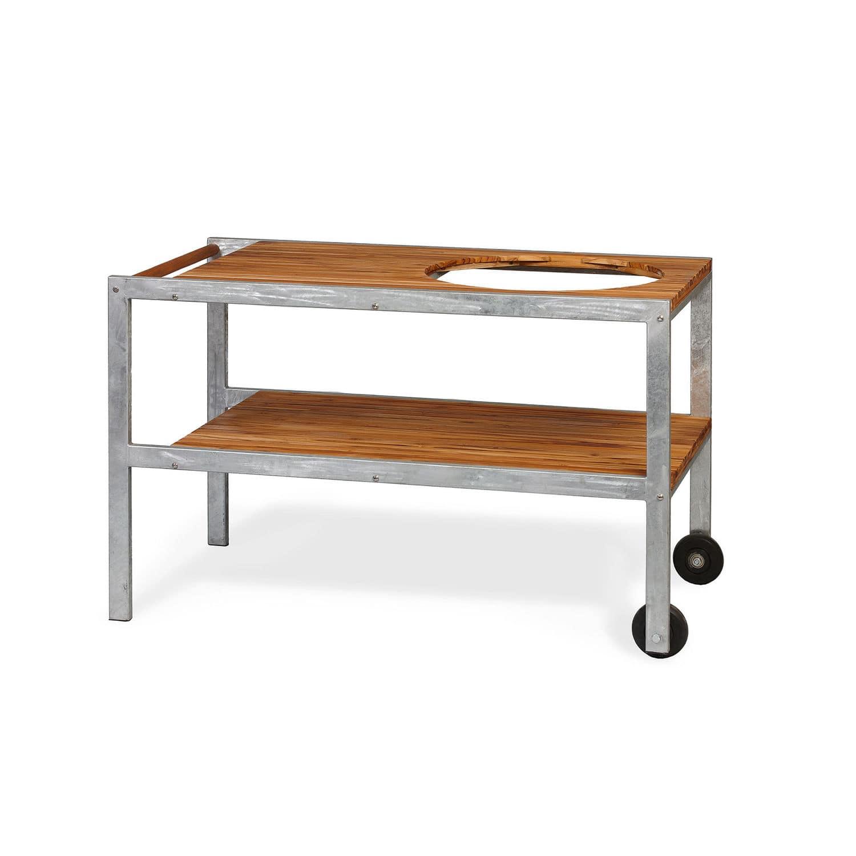 Le Chef Keramikgrill Ablage Monolith Seitentisch für Buggy Holztisch Classic