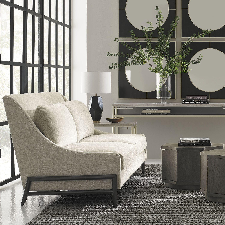 Modernes Sofa / Stoff / mit hoher Rückenlehne / Kissen ...