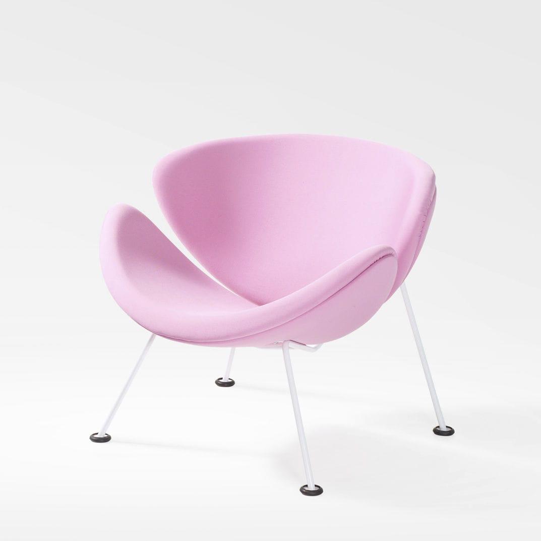Moderner Sessel / Stoff / Leder / für Kinder - ORANGE SLICE ...