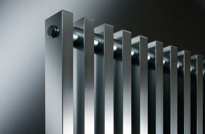 Berühmt Heißwasser-Heizkörper / elektrisch / Aluminium / modern - TEKNÈ by MA44