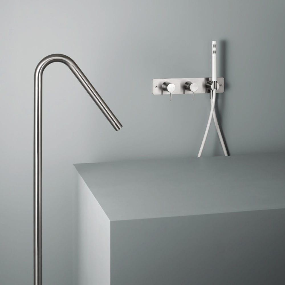 Hervorragend Mischbatterie für Badewanne / für Duschen / wandmontiert DW89