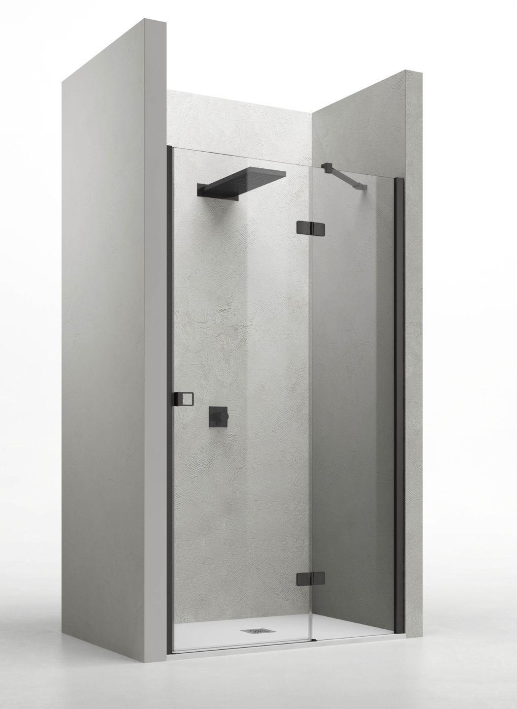 Einflügelige Duschwand / Glas OTTO NICHE 1 ARBLU