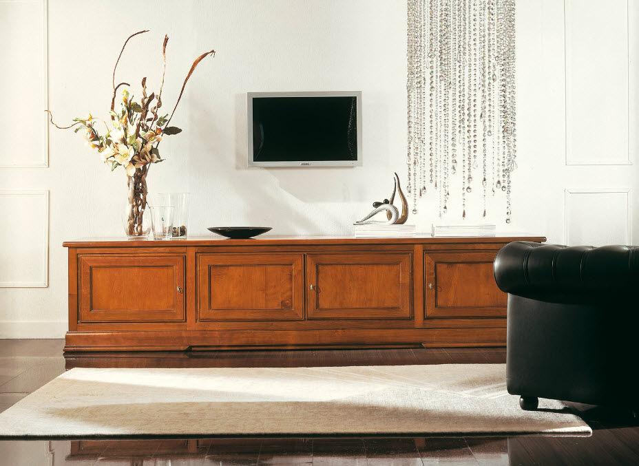 Klassisches Fernsehmöbel / Holz - ART.223/B - Arte Antiqua ...
