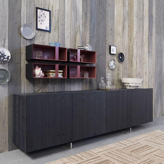 Modernes Sideboard / lackiertes Holz - SHOW by Silvano ...