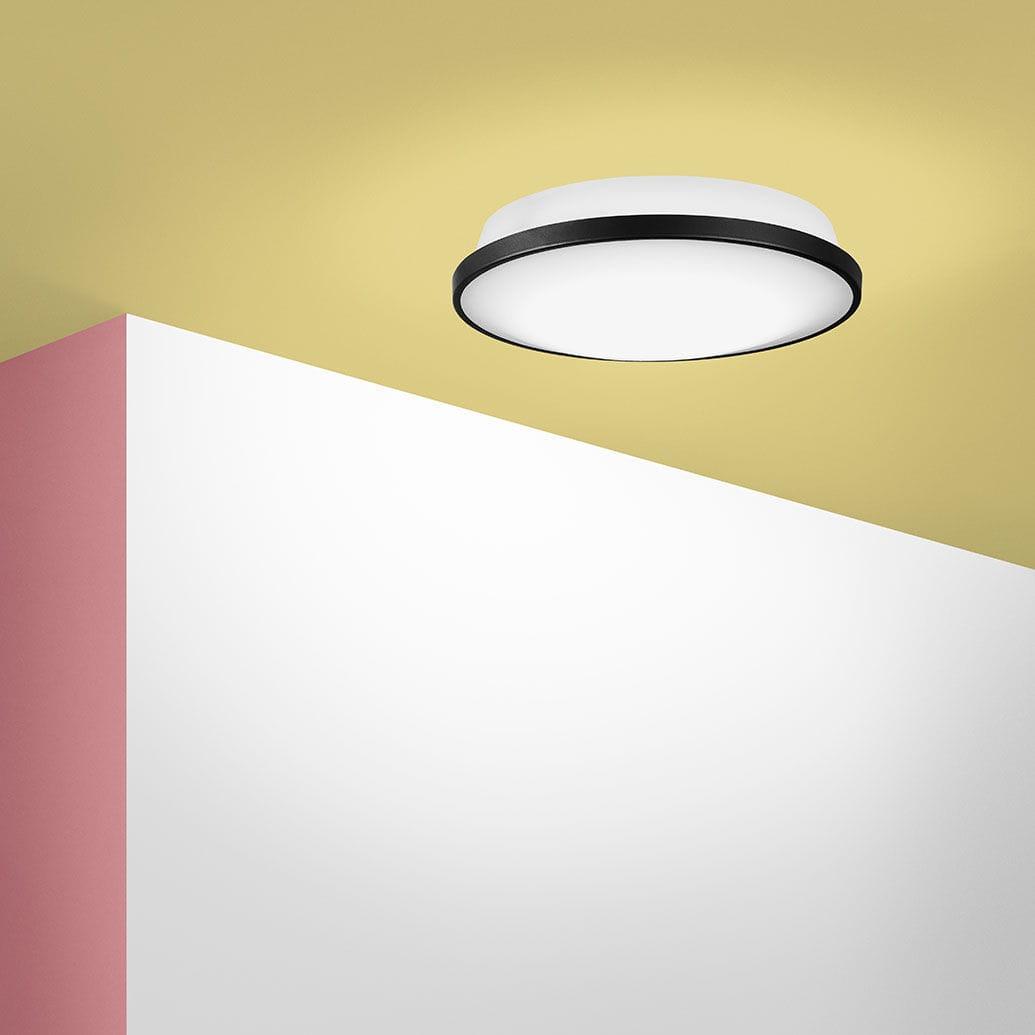 SOL by Fredrik Mattson - Moderne deckenleuchte / rund / aluminium / stahl  by ZERO | ArchiExpo