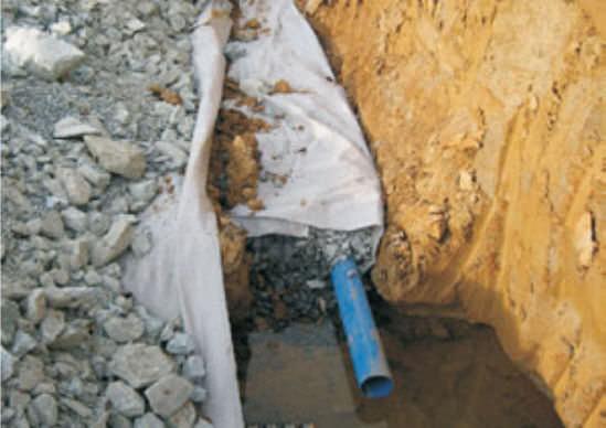 Extrem Husqvarna ersatzteile österreich: Vlies drainage LJ15