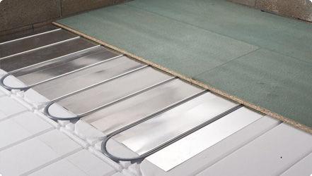 Bevorzugt Thermische Isolierung / aus Polystyrolschaum / für Fußbodenheizung YX26