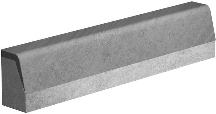 Bordstein beton