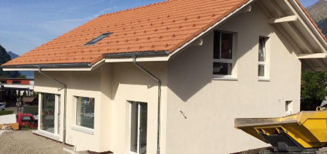 Turbo Fassade-Farbe / für Beton / Außen / Acryl - PE 519 PREMIUM - ROEFIX TT54