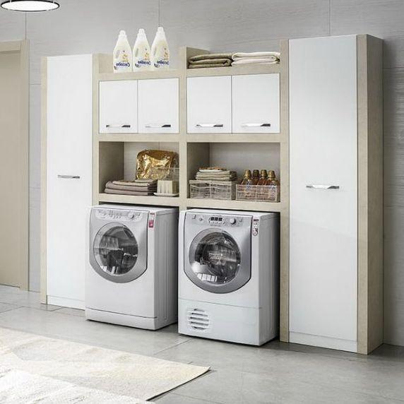 Berühmt Waschküche-Möbel - MULTIPRATICI-02 - Corazzin Group - Contract & hotel HF82