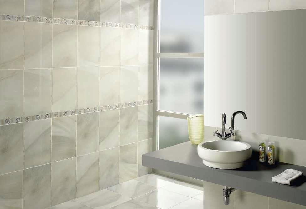Innenraum-Fliesen / für Badezimmer / Boden / Keramik ...