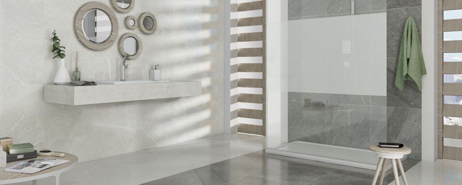 Badezimmer-Fliesen / Wand / Keramik / 30x60 cm - BROOKLYN LUX 60 ...