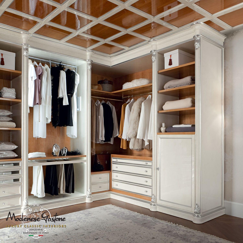 Begehbarer Kleiderschrank Eck Bella Vita Modenese Interiors