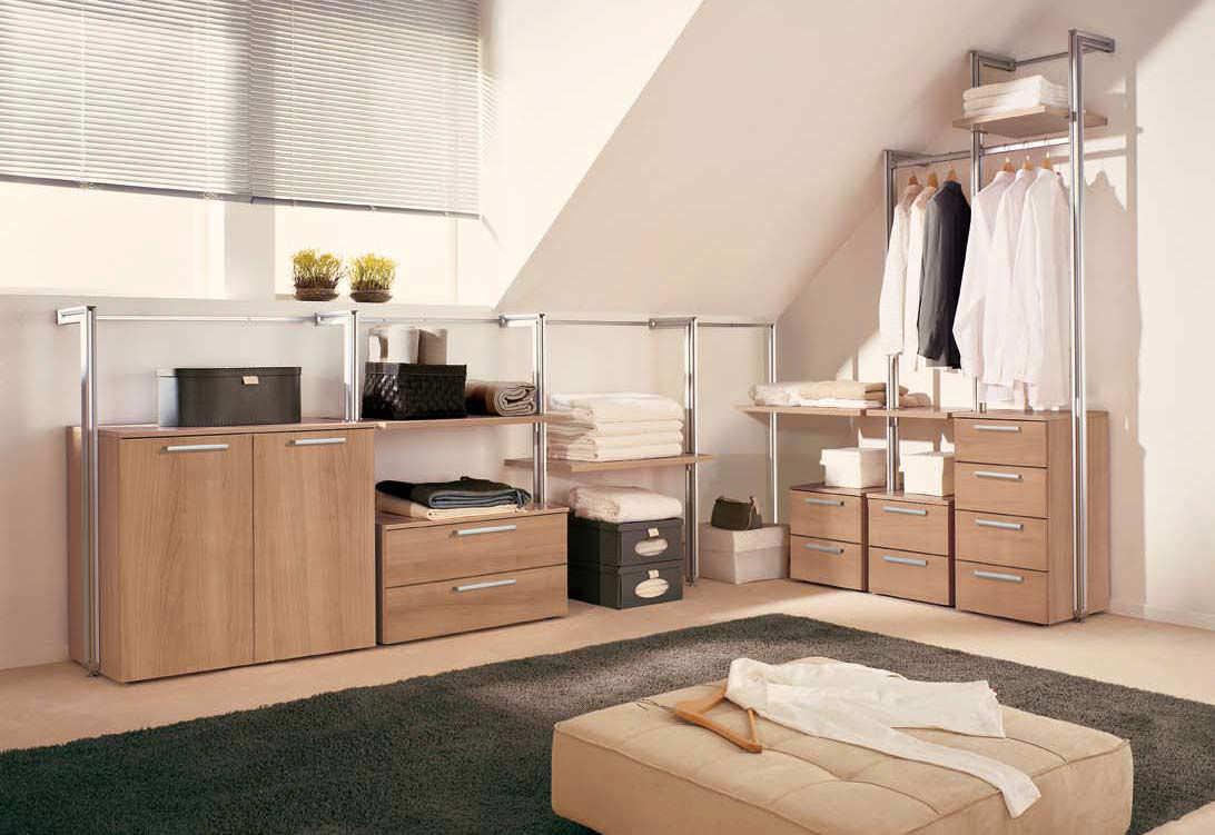 Begehbarer Kleiderschrank / Holz - ARIAS - Nolte