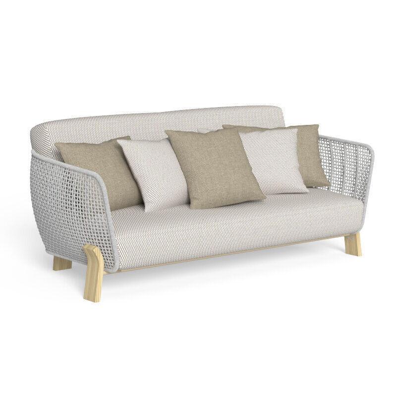 Modernes Sofa - ARGO - TALENTI - Garten / Stoff / Holz