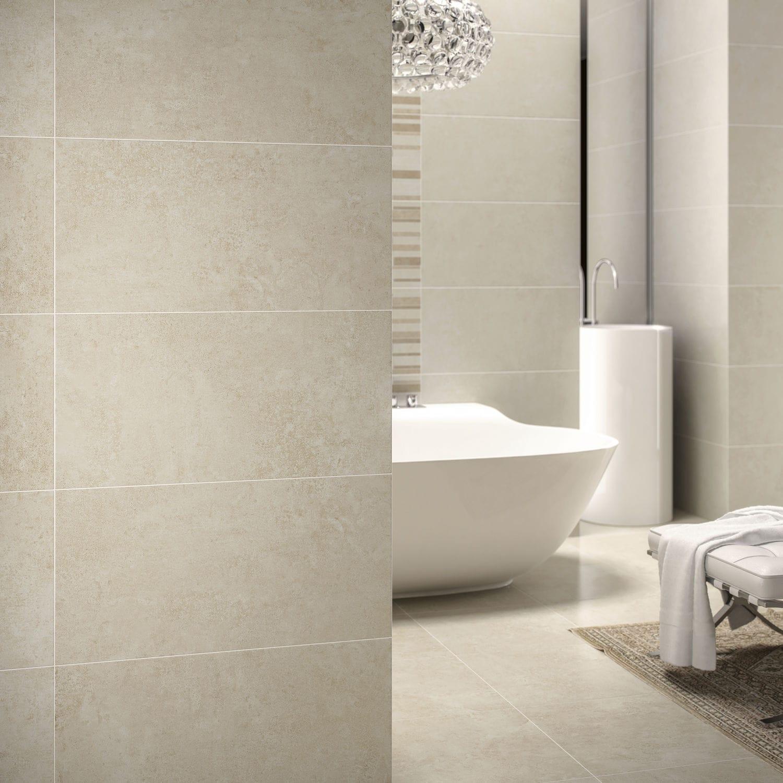 Bevorzugt Badezimmer-Fliesen / Wand / Boden / Keramik - LEGEND - DOMINO GV21