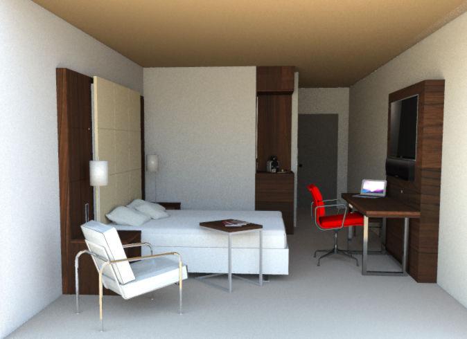 Schrankbett / Doppelbett / modern / nach Maß - MAROUSSIA ...