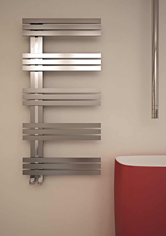 Heißwasser-Badheizkörper - ALIAS - Carisa Design Radiators