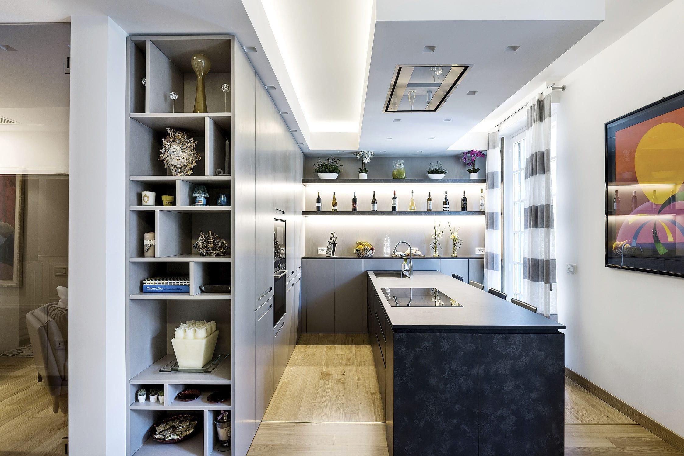 Moderne Küche / Laminat / ohne Griff - 20150301 – CUCINA CON ...