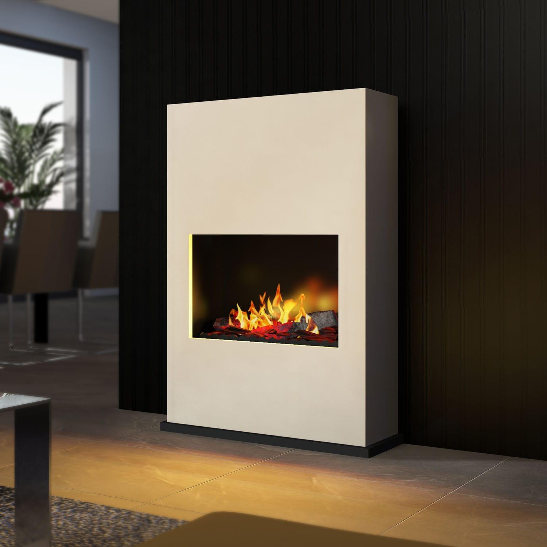 Bioethanol Kamin Elektro Modern Offene Feuerstelle