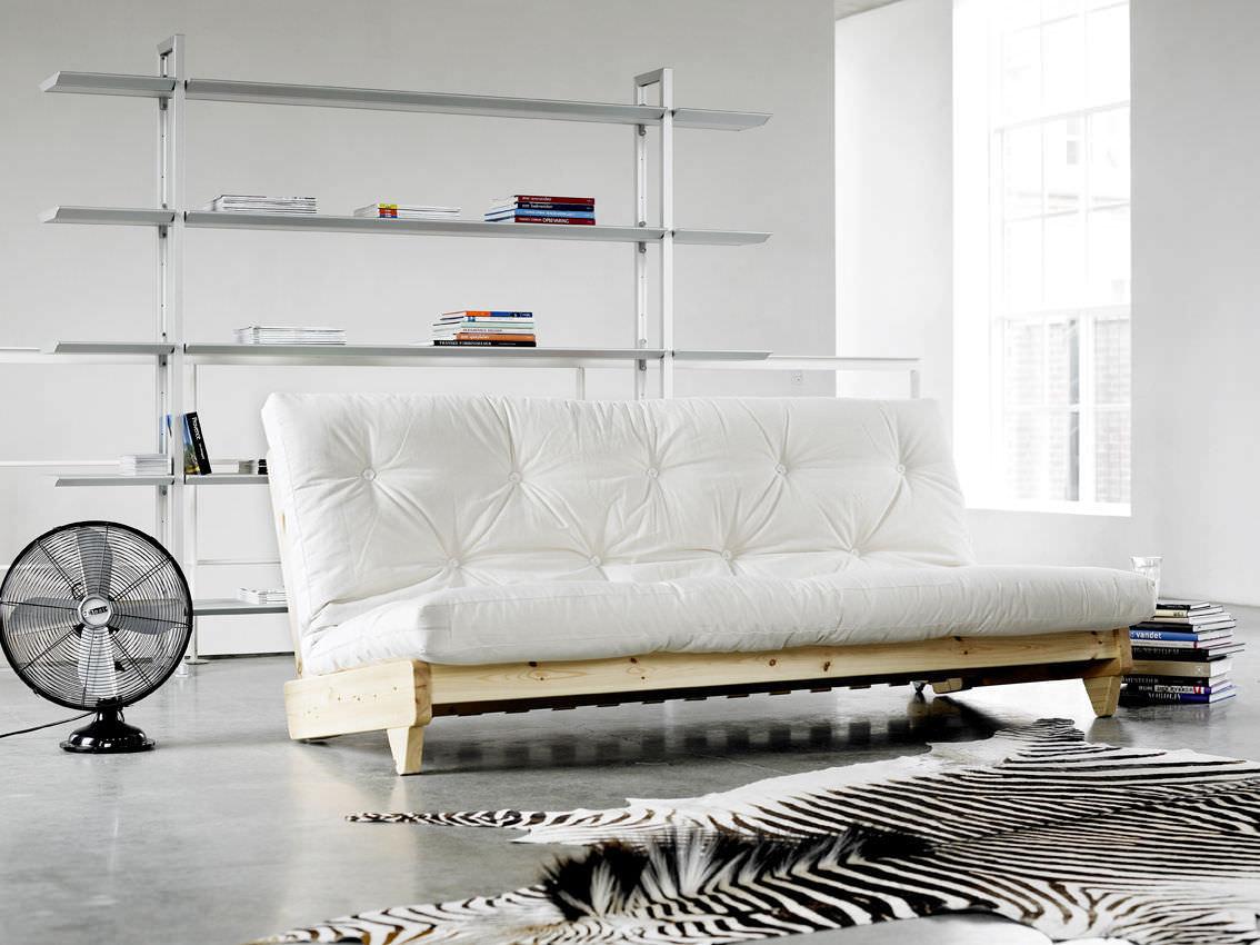 Bettsofa / modern / Holz / 3 Plätze - FRESH - Karup Partners A/S