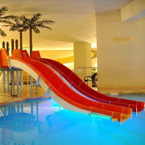 gerade Rutsche / für Aquapark / für Pool