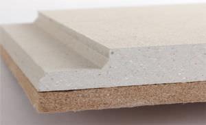 Glasfaser-Gipsplatte