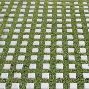 Beton-Rasengitterplatte