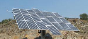 2-Achs-Solartracker