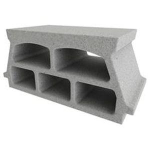 Verlorene Deckenschalung / Beton / Spann / integrierter Betonkernaktivierung BKA