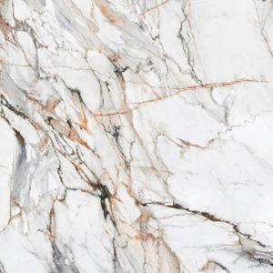 Sintergestein-Steinplatte / poliert / für Fußböden / für Innenausbau