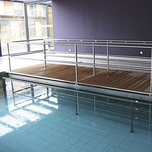 Verstellbarer Boden / für Hydrotherapieschwimmbäder