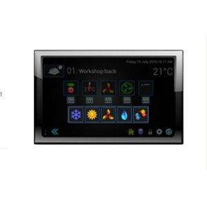 Touchscreen für Hausautomationssystem