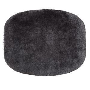 Stil-Teppich / Geometrische Motive / uni / Wolle
