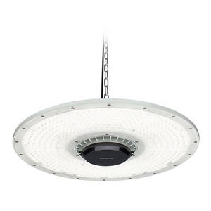 Hängeleuchte / LED / rund / Aluminium